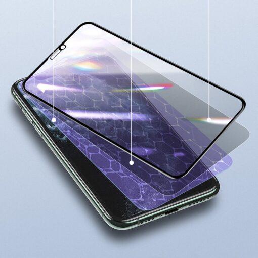 iPhone 11 privaatsusfiltriga kaitseklaas kaitsekile privacy 5