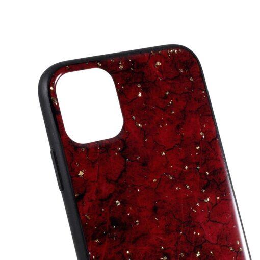 iPhone 11 pro ümbris silikoonist punane 4