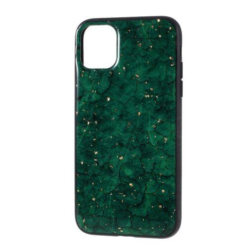 iPhone 11 silikoonist art roheline 4