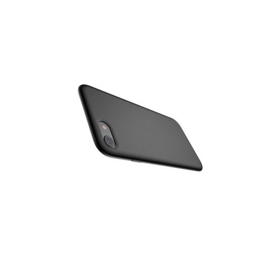 iPhone SE 2020 iphone 7 iphone 8 ümbris silikoonist must 3