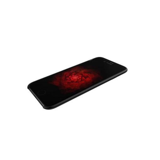 iPhone SE 2020 iphone 7 iphone 8 ümbris silikoonist must 4
