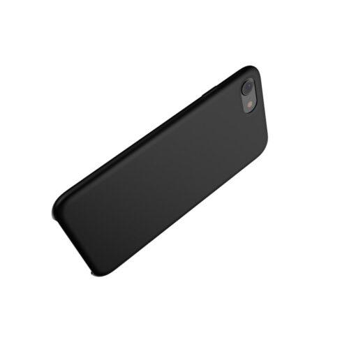 iPhone SE 2020 iphone 7 iphone 8 ümbris silikoonist must 6