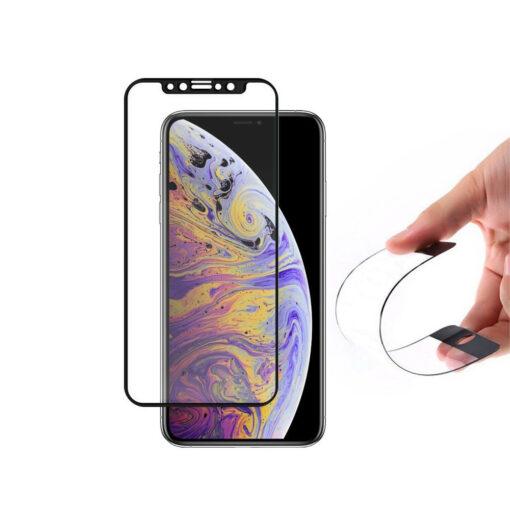 iPhone XR kaitseklaas hübriid