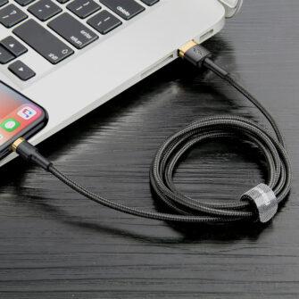 iPhone laadija juhe 2m lightning to usb a baseus 1
