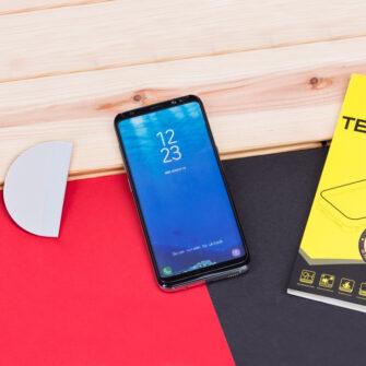Huawei P30 Pro täisekraan kaitseklaas paigaldus