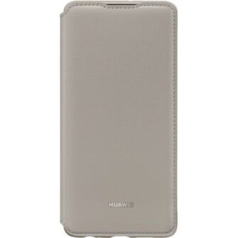 Huawei P30 kaitsekaaned khaki kunstnahast 2