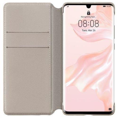 Huawei P30 kaitsekaaned khaki kunstnahast 4
