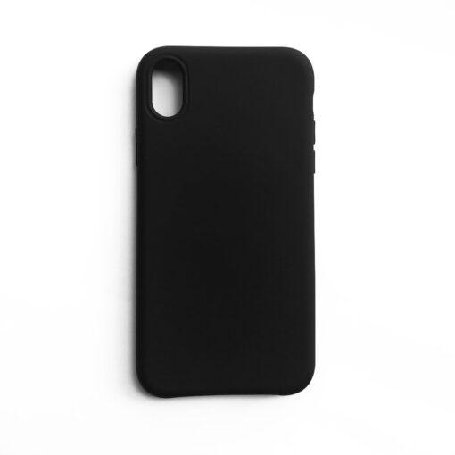 iPhone XR silikoonist kaaned muist