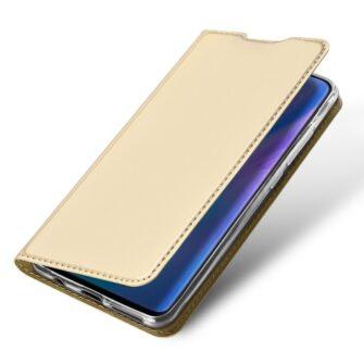 Huawei P30 Lite Kaaned kaarditaskuga Dux Ducis kuld 4