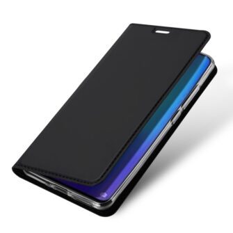 Huawei P30 Pro kaaned nahast musta värvi DUX DUCIS 4