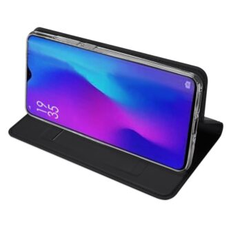 Huawei P30 Pro kaaned nahast musta värvi DUX DUCIS 5