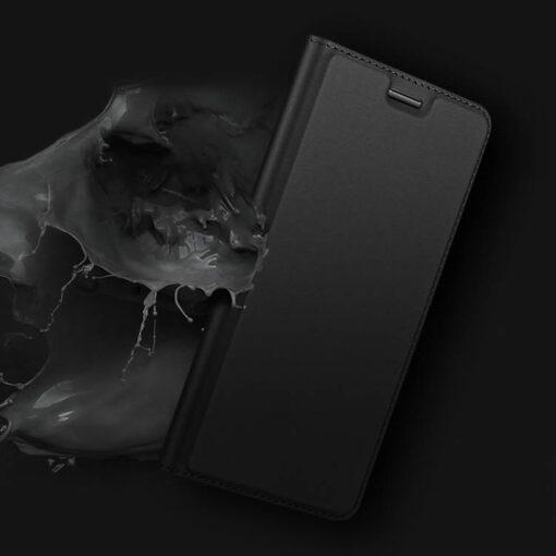 Huawei P30 Pro kaaned nahast musta värvi DUX DUCIS 8