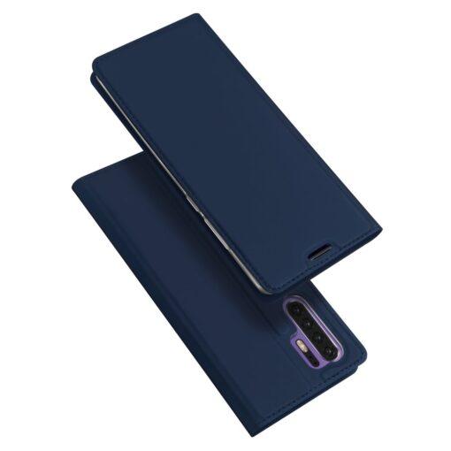Huawei P30 Pro kaaned nahast sinist värvi 2