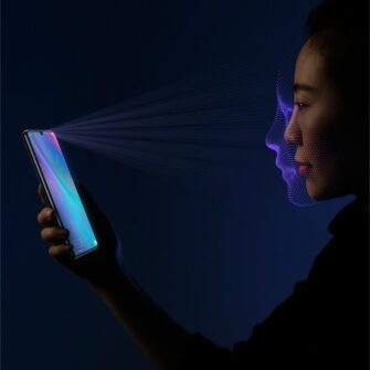 Huawei P30 Pro kaitsekile anti blue sinise valguse filtriga 15