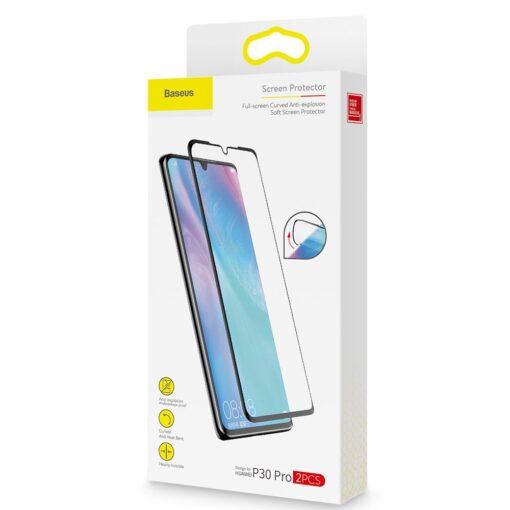 Huawei P30 Pro kaitsekile ekraanikaitse 2tk 7