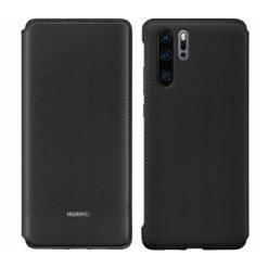 Huawei P30 Pro musta värvi kaaned kaarditaskuga