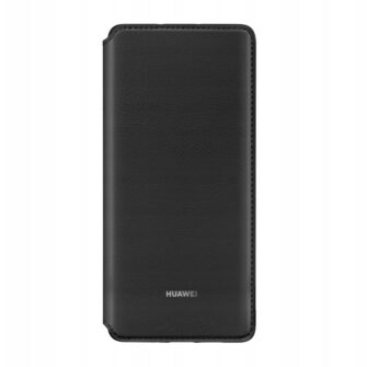 Huawei P30 Pro musta värvi kaaned kaarditaskuga Huawei Originaal kaaned 5