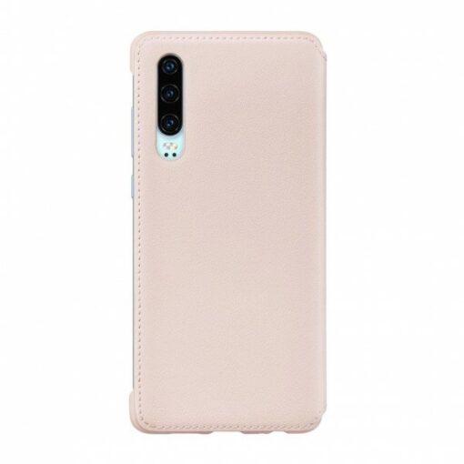 Huawei P30 kaaned flip roosa originaal 1
