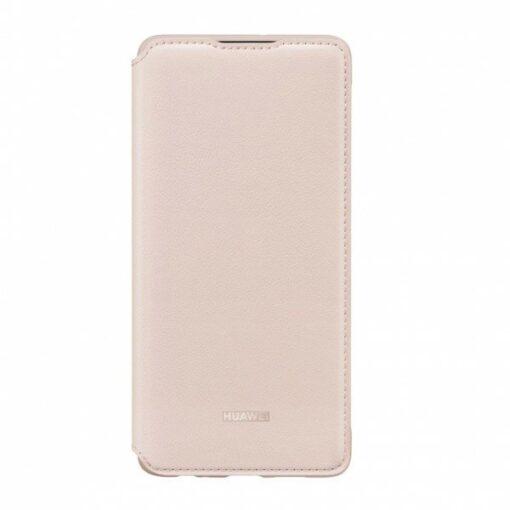 Huawei P30 kaaned flip roosa originaal 5