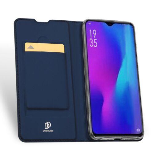 Huawei P30 kaaned kaarditaskuga DUX DUCIS sinist värvi 3
