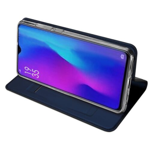Huawei P30 kaaned kaarditaskuga DUX DUCIS sinist värvi 5