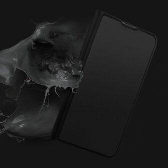 Huawei P30 kaaned kaarditaskuga DUX DUCIS sinist värvi 7