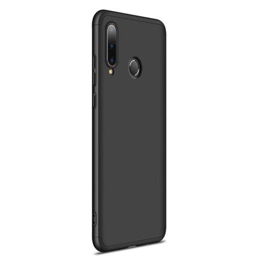 Huawei P30 lite 360 ümbris plastikust must 2