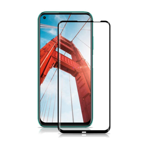 Huawei P40 Lite kaitseklaas täisekraan