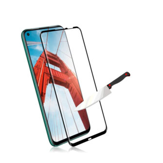 Huawei P40 Lite kaitseklaas täisekraan ekraanikaitse