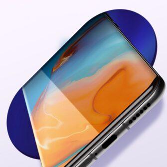 Huawei P40 Pro kaitsekile ekraanikaitse 3D 2tk pakis 10