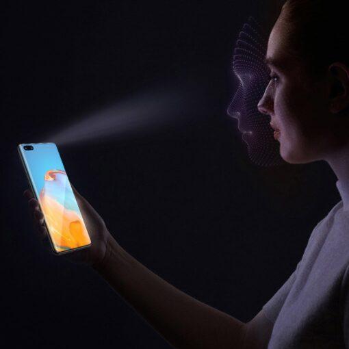 Huawei P40 Pro kaitsekile ekraanikaitse 3D 2tk pakis 13