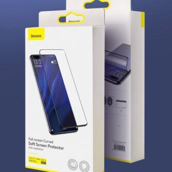 Huawei P40 Pro kaitsekile ekraanikaitse 3D 2tk pakis 16