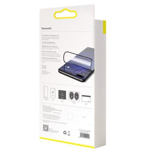 Huawei P40 kaitsekile täiserkaan ekraanikaitse 2 tk pakis 10
