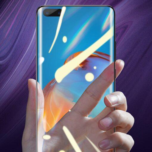 Huawei P40 kaitsekile täiserkaan ekraanikaitse 2 tk pakis 13