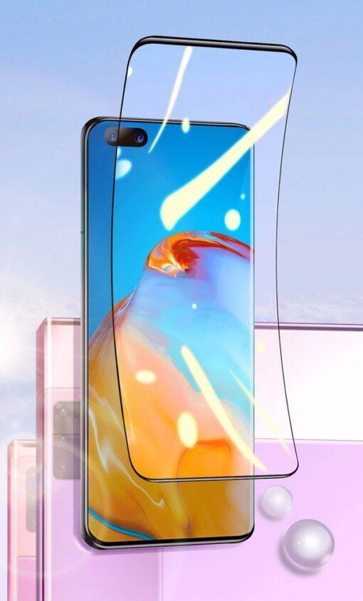 Huawei P40 kaitsekile täiserkaan ekraanikaitse 2 tk pakis 2
