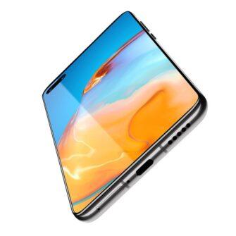 Huawei P40 kaitsekile täiserkaan ekraanikaitse 2 tk pakis 4