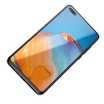Huawei P40 kaitsekile täiserkaan ekraanikaitse 2 tk pakis 5