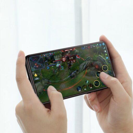Huawei P40 kaitsekile täiserkaan ekraanikaitse 2 tk pakis 7