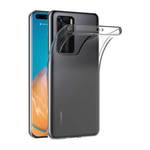 Huawei P40 pro kaaned silikoonist läbipaistvad