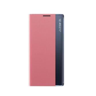 Samsung A10 kaaned klapiga roosa 7