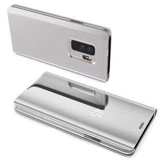 Samsung A20e klapiga kaaned plastikust hõbedast värvi 2