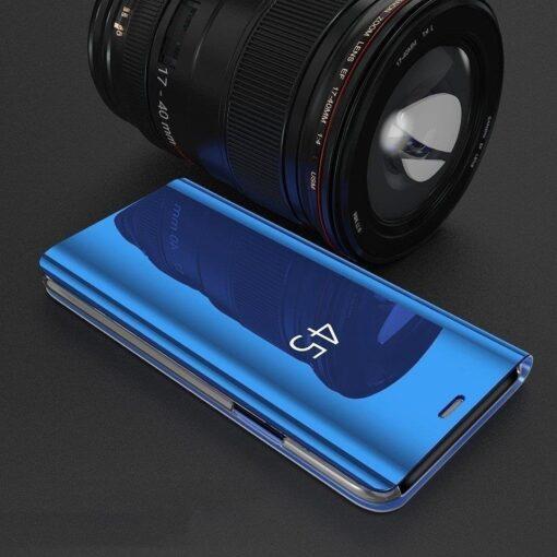 Samsung A20e klapiga kaaned plastikust hõbedast värvi 6