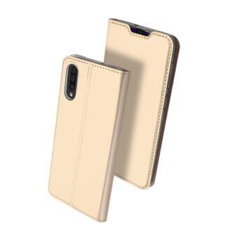Samsung A50 kaaned nahast kuldsed