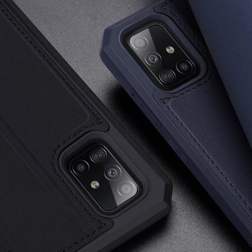 Samsung A51 kaaned roosat värvi DUX DUCIS SKIN X 1