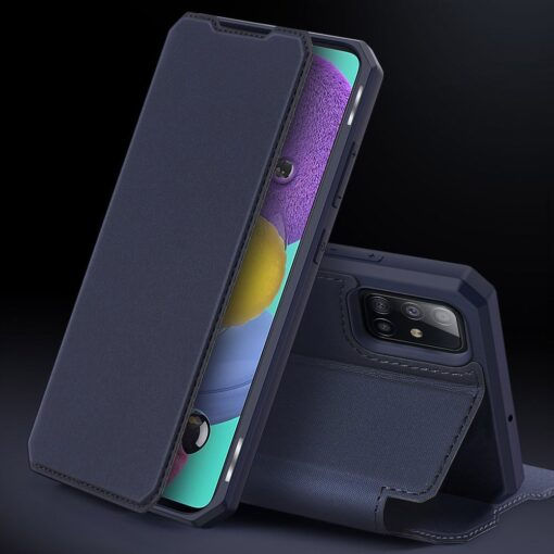 Samsung A51 kaaned roosat värvi DUX DUCIS SKIN X 10