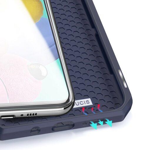 Samsung A51 kaaned roosat värvi DUX DUCIS SKIN X 11