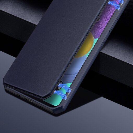 Samsung A51 kaaned roosat värvi DUX DUCIS SKIN X 12