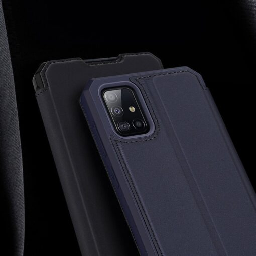 Samsung A51 kaaned roosat värvi DUX DUCIS SKIN X 14