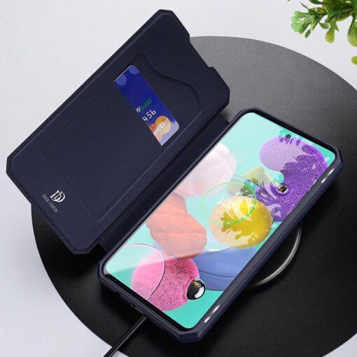 Samsung A51 kaaned roosat värvi DUX DUCIS SKIN X 3