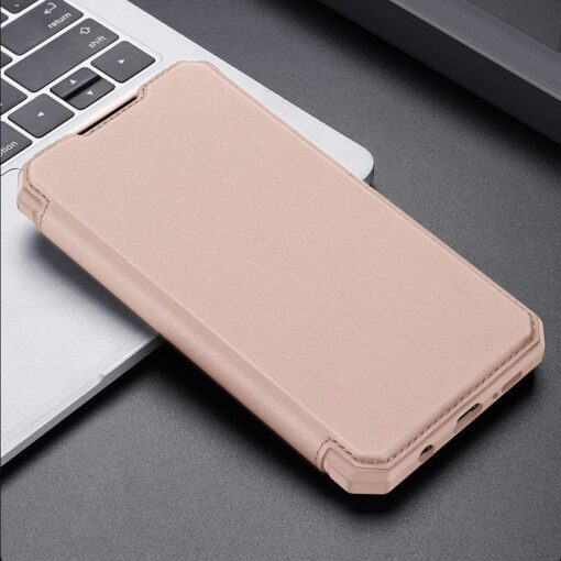 Samsung A51 kaaned roosat värvi DUX DUCIS SKIN X 6